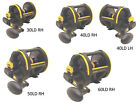Penn Squall Lever Drag Boat Reels _ 30/40/50/60 Right or Left Hand Wind