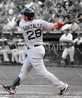 RX916 Adrian Gonzalez Boston Red Sox Rips 8X10 11x14 Spotlight Photo