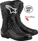 Alpinestars SMX 6 v2 Gore-Tex GTX Leather ideal Sports Touring Boot