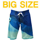 "Mowave big size rashguard swim pants trunk waist 38""~48"""