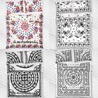 Indian Elephant Mandala Duvet Cover With Pillow Cases Bohemian Bed Quilt Cover