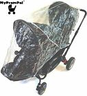 My Pram Pal® Raincover compatible with BABY JOGGER CITI SELECT Tandem Pushchair
