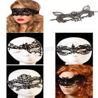 1pc Black Lace Eye Face Mask Women's Masquerade Fancy Dress Ball Party Mask