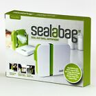 NEW SEALABAG BAG SEALER WITH REFILL Plastic Rubbish Bin Nappy Freezer