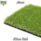 MIAMI REALISTIC ARTIFICIAL GRASS LUXURY CHEAP FAKE LAWN GARDEN ASTRO TURF
