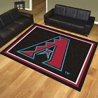 MLB -  8' X 10' INDOOR RUG - CHOOSE YOUR FAVORITE TEAM!!!