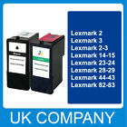Reman ink cartridge for Lexmark Printers