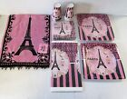 A Day in Paris Party Tableware and decorations - Party packs - Choose your item
