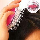 1PC Silicone Shampoo Scalp Shower Body Washing Hair Massage Massager Brush Comb