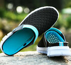 New Women Men Summer Breathable Flip Flops Mesh Slippers Beach Sandals Shoes