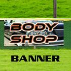 Car Auto Body Shop Banner Sign Repair Dent Paint Work