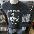 Play Dead  t shirt  post punk
