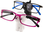 NEW CUTE CAT GLASSES STAND HOLDER SEAT FOR SPECS GIFT STOCKING FILLER BOXED