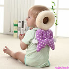 Newborn Baby Head Protector & Back Pillow Toddler Stand Learning Drop Pad Baby