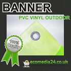 Large Outdoor PVC Vinyl Banners / Vertical / Heavy Duty /Custom Printing /Sign