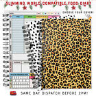 Food Diet Diary Slimming World Compatible Planner NEW Weight Loss Aid Book *2020