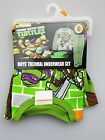 Boys kids Nickelodeon Ninja Turtles 2-Piece Thermal Underwear pajama Set New