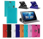 360° Folio Leather Case Cover For Universal Android Tablet PC 7