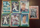 1990 Topps Baseball Team Sets ~ Pick Any Set ~ MARINERS BRAVES WHITE SOX GIANTS