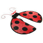 Children Cute Ladybird Bumble Bee Fairy Wings Fancy Dress Kids Insect Wings Gift
