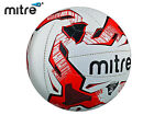 *BRAND NEW* MITRE - TACTIC TRAINING FOOTBALL - WHITE/BLACK/RED - S 3 4 & 5