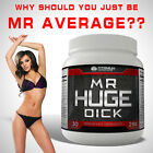 ** MR HUGE DICK ** MALE ENHANCEMENT * PENIS ENLARGEMENT SEX PILLS GAIN 4 INCHES!
