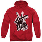 "The Voice ""Usher Logo"" Hoodie, Crewneck, Long Sleeve"