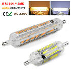 10 / 20 x R7S 78mm 118mm SMD LED White Bulb Lamps & Halogen Silicon Flood Light