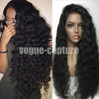 Brazilian Full Lace Front Wigs With Baby Hair Glueless Lace Front Human Hair Wig