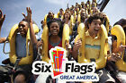 Six Flags Great America Illinois Ticket PROMO DISCOUNT TOOL