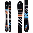 HEAD 16/17 SKIS THE JR CADDY SW BLACK/ORANGE