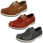 Mens Clarks Boat Shoes - Orson Harbour