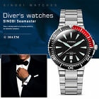 007 James Bond Mens Diver Wrist Watch Sport Stainless Steel Quartz Watches 2017 £21.99 GBP
