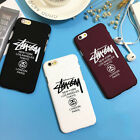 For iPhone 6 Plus Cases For iPhone 6 Classic Stussy Letters Phone Bags & Cases
