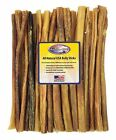 25 Pack 12 Inch Regular Bully Sticks by Shadow River - Product of the USA