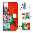 ( For iPod Touch 5 iTouch 5 ) Case Cover AJ20331 Italy Arena Flag