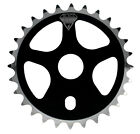 Black Ops Micro Drive Chainring Alloy 25T or 28T 24mm Hole adapter for 22/19mm