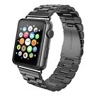 42mm Strap Band Solid Stainless Steel Bracelet Metal iWatch Apple Watch Series2