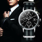 007 James Bond Mens Sport Chronograph Military Nylon Wrist Watches Luxury Brand £14.99 GBP