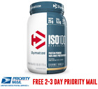 Dymatize ISO-100 Hydrolyzed 100% Whey Protein Isolate 1.6 Lb Expedited Shipping