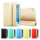 Smart Magnetic PU Leather Stand Back Cover Case for Apple iPad 9.7 2017 Released