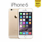 Apple iPhone 6/16GB (Factory GSM Unlocked) Smartphone Gold Gray Silver/ WARRANTY <br/> Satisfaction Guaranteed~Free Shipping~Select Your Color