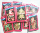 CHOOSE From 10 Sealed Olde Time Santa Counted Cross Stitch Kits Christmas