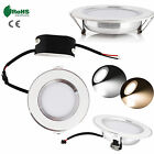 LED Recessed Ceiling Panel Light 6W 8W 10W 12W 15W 18W Downlight 2835 SMD Lamps