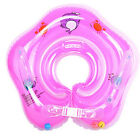 Inflatable Hot Baby Newborn Neck Float Ring Bath Safety Aid Toy Swimming Circle