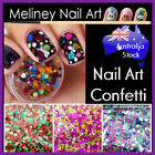 B Style Nail Art Confetti Glitter Sets Decoration Round Dot Shape party Sequins