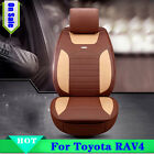 Yes 3D surrounded Chair Cushion Leather For Toyota RAV4 Car Seat Cover 6 Colors
