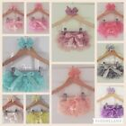 Baby Girls Frilly Tutu Knickers Bloomer Boutique Cake Smash Christening Hair Bow <br/> Nappy Cover, 1st Bday, Photoshoot, NEW Glitter Style