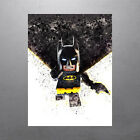 Batman+Lego+Movie+Poster+FREE+US+SHIPPING