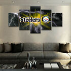 Pittsburgh Steelers Sports Canvas Modern Wall Paintings Art Picture Home Decor